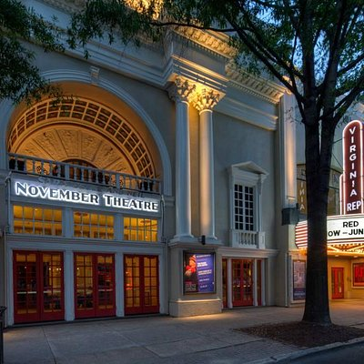The November Theatre at Virginia Rep Center (114 W. Broad)