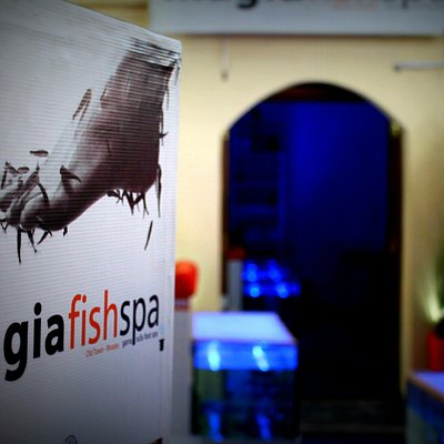 magia fish spa , Old Town - Rhodes