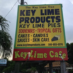Best selection of Key Lime products in the keys