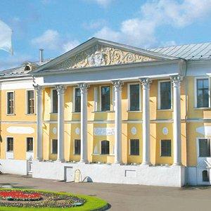 Здание Музея имени Н.К. Рериха