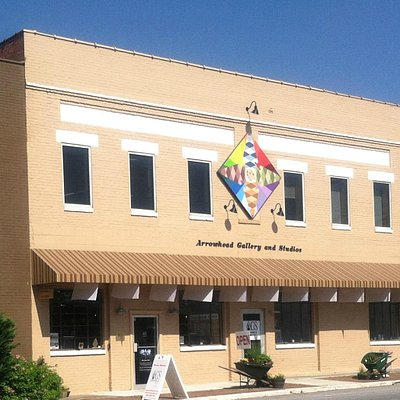 Arrowhead Gallery & Studios - 78 S. Catawba Avenue, Old Fort, NC