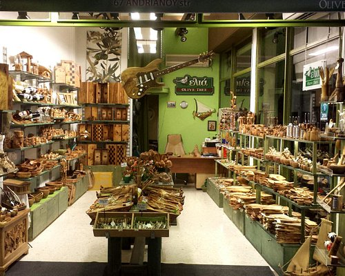 Olive Tree Store Athens