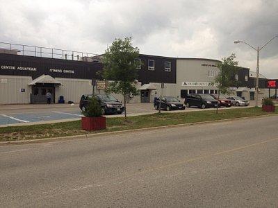 Iroquois Falls Jus Jordan Arena & Sports Complex