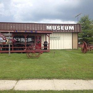 Iroquois Falls Pioneer Museum Street View