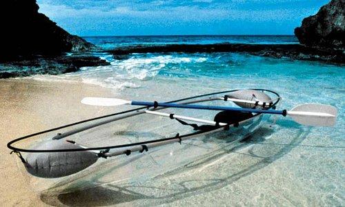 Clear Bottom Kayak