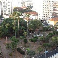 Praça da Matriz Araraquara