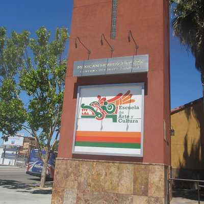 Mexican Heritage Plaza, San Jose, Ca