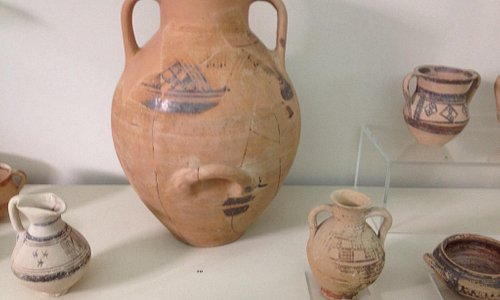 Treasures of Kisamos