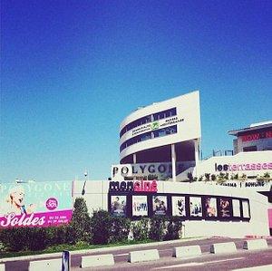Centre Commercial POLYGONE Béziers