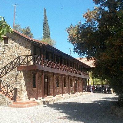 Machaira's monastery