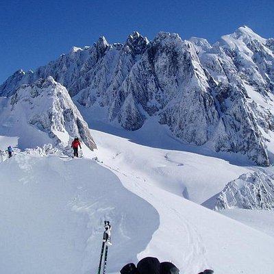 Ski Touring in NZ