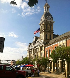 Historical Downtown Wooster