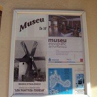 Locandina del museo