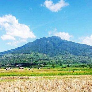Mount Singgalang View from Koto Gadang