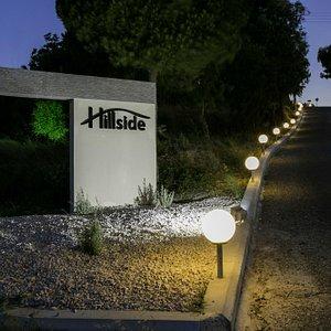 Entrance of Hillside