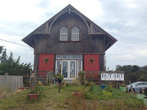 Pea Island Art Gallery