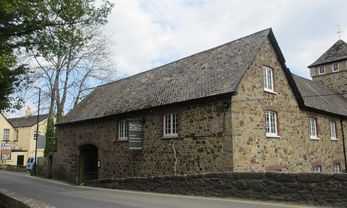 Devon Guild Crafts Centre