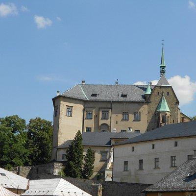 zamek sternberk