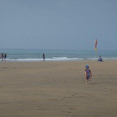 Low Tide @ Crooklets Beach