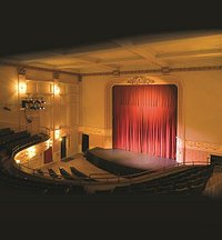 Inside this beautiful restored Opera House