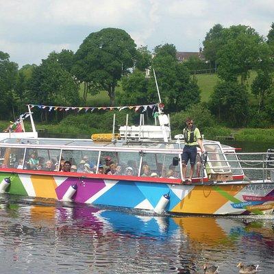 Erne Tours cruiser M.V. Kestral