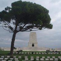 Australian memorial at Lone Pine
