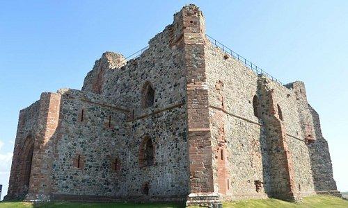 Piel island castle