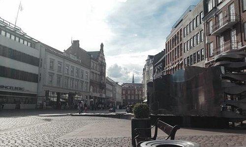 Aarhus latin quarter