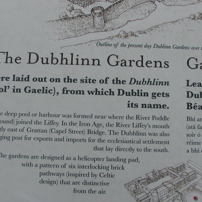 Description of garden