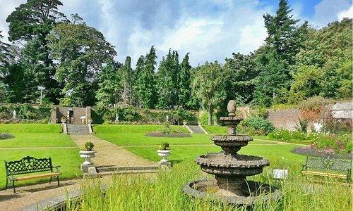 Festina Lente Walled Gardens