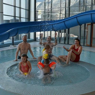 Bassengfasiliteter for hele familien / Pool fasilitys for the whole family