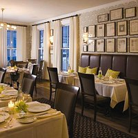 The Delmonico Room at Hotel Fauchere