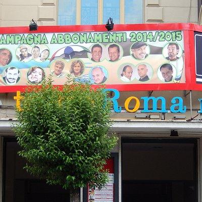 teatro roma - esterno