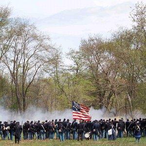 Civil War Reenactors..Photo by AliceGipsonPhotographs