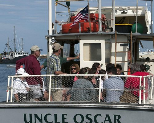 The Uncle Oscar in Rye Harbor, NH