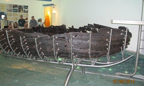 Jesus Boat - 2000 years old