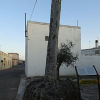 Menhir Via San Vincenzo