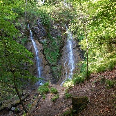 Grey Mare's Tale Waterfall