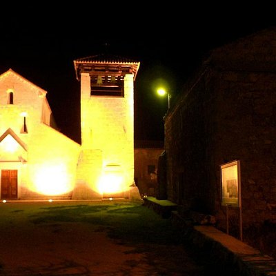 Romanesque basilica of St. Peter