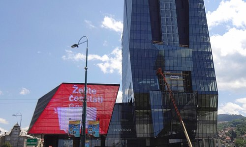 Sarajevo City Center
