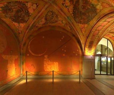 Giacometti-Halle