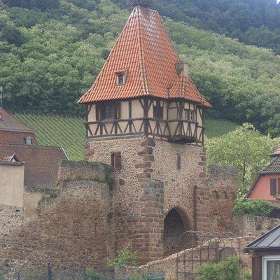 tour des sorcières Châtenois 67750