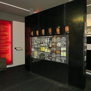 Holocaust room