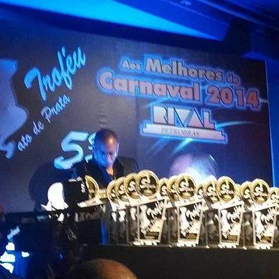 premiação do carnaval 2013