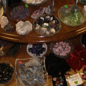 Crystals of every shape and color perfect for jewelry making!