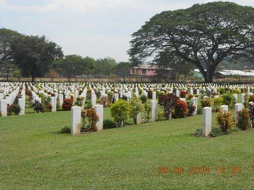 Bomana cementery
