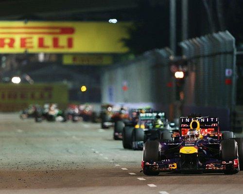 F1 night race