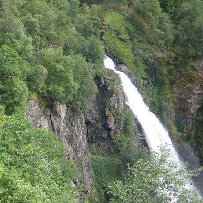 Stalheimfossen
