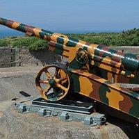 The French First world war Field gun 15.5cm K418(f)