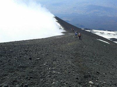 Crateri sommitali